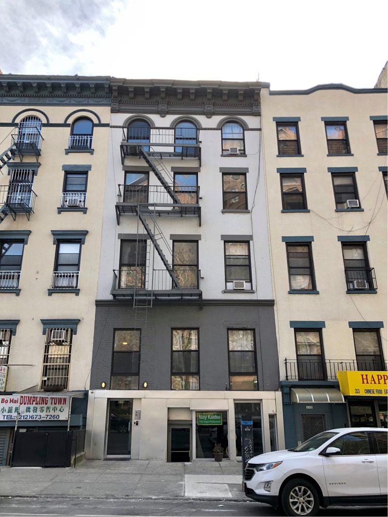 215 East Broadway
