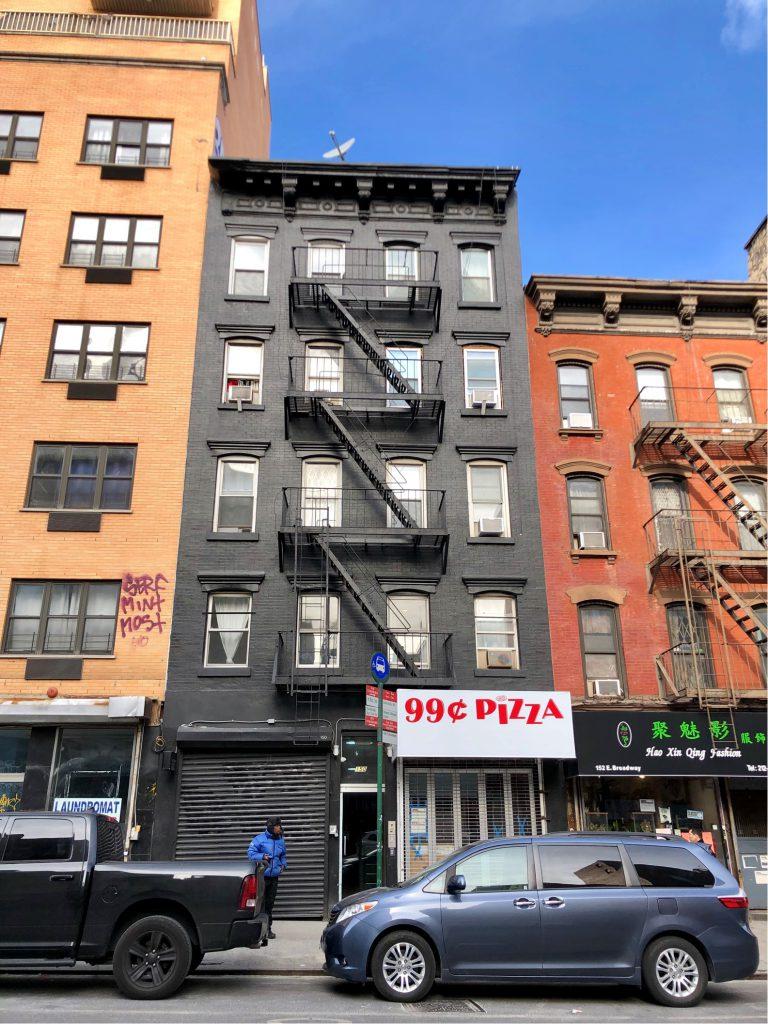 150 East Broadway